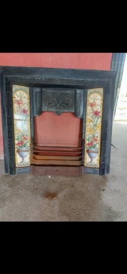 Fireplace & Boiler