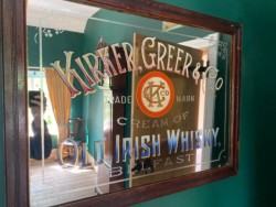 WANTED Antique pub mirrors & enamel signs