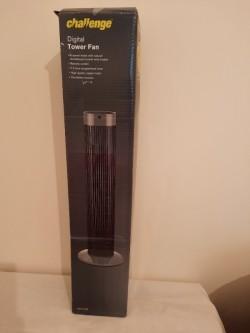 Challenge Digital Tower Fan