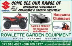 Rowlette Garden Equipment