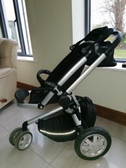 Baby Stroller / Buggy (Quinny Buzz)