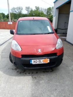 142 Peugeot Partner 1.6 HDi (Tax&Test)