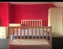 Bedroom furniture complete set