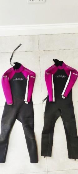 Kids Alder 3x2 wetsuits for sale