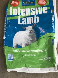 25kg plastic bags