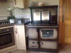 stanley superstar solid fuel stove for sale