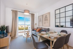 2 & 3 Bedroom Apartments, Small Oasis, Manilva, Costa del Sol from € 97,500 + IVA