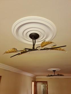 4 bulb ceiling light