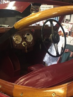 1947 Triumph Roadster.