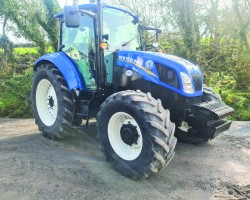 2013 New Holland T5 95