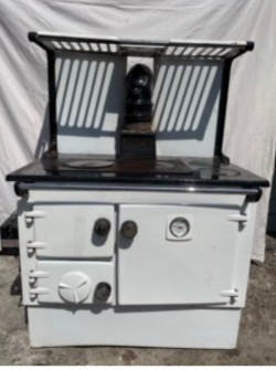 Stanley 8 stove cooker
