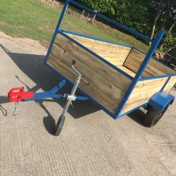 7x4 high side trailer