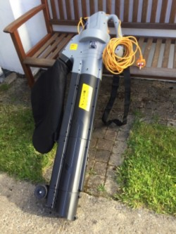 Leaf and Vacum blower