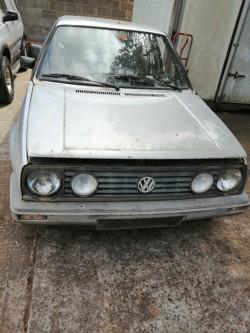 Vw Golf 1985 1.6 diesel