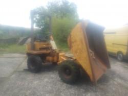 Thwaites 3 Ton Dumper