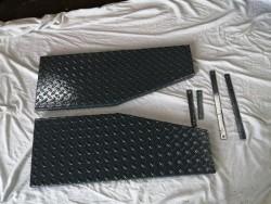 Ferguson foot plates