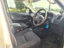 Toyota Hilux Active D-4D 4X4 DCB