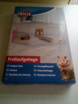 Trixie indoor hamster run