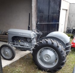 1950 tvo tractor