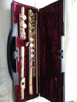 Buffet Flute (Silver) Cooper 228