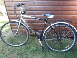Goldrush Parkland Hybrid Mens Bike Bicycle