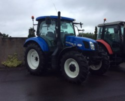 2016 New Holland T6.140