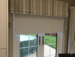 15 blackout white roller blinds