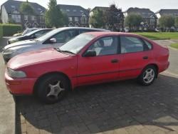 1993 Toyota Corolla Sprinter  Liftback