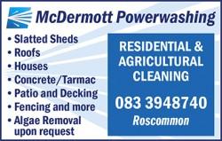 McDermott Powerwashing