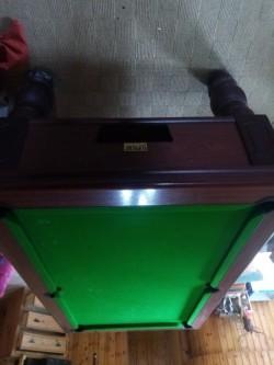 Pool Table 8x4