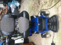 pride go mobility scooter