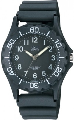 Q&Q rubber watch