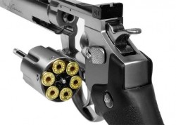 Dan Wesson 715 Airsoft Revolver (Co2 Powered)