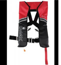 Imax Automatic Inflatable Life Jacket/Vest