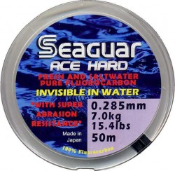 Seaguar Ace Flurocarbon 50m spool