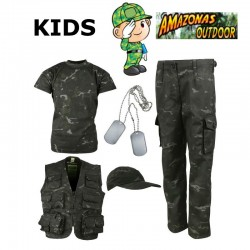 Camouflage Explorer Army Kit