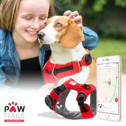 PawTrails GPS Dog Tracker
