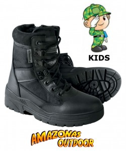 Kids Army Patrol Boots