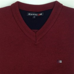 Zazzi Burgundy Jumper