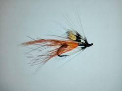 Bann Special Salmon Fly (Single Hook)