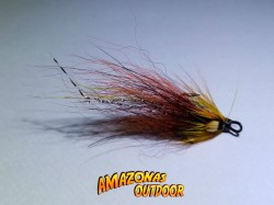 Park Shrimp Fly (Treble Hook)