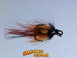Wye Bug Irish Shrimp Fly (Treble Hook)