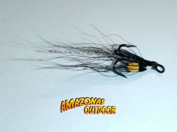 Stoats Tail Fly (Treble Hook)