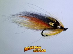 Park Shrimp Fly (Single Hook)