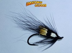 Stoats Tail Fly (Single Hook)