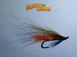 Thunder and Lightning Fly (Single Hook)