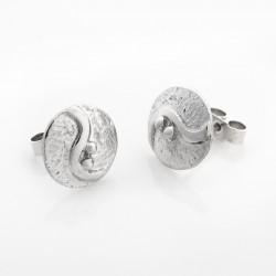 Nine Carat gold earrings