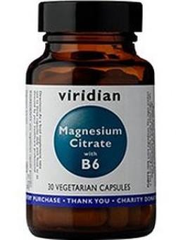 Magnesium Citrate B6