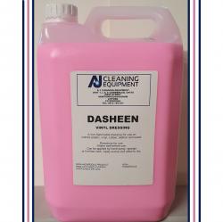 Dasheen Vinyl Dressing 5 litre